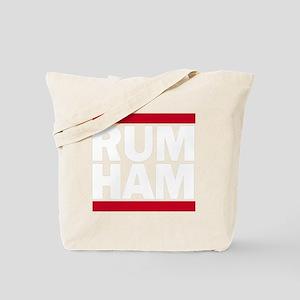 Rum Ham DMC_dark Tote Bag