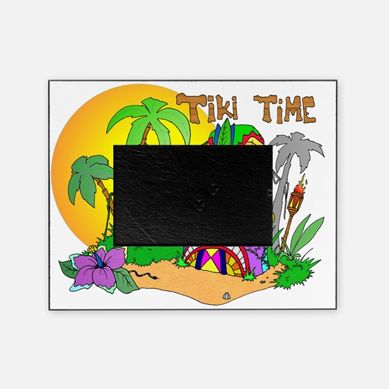 tikiface Picture Frame