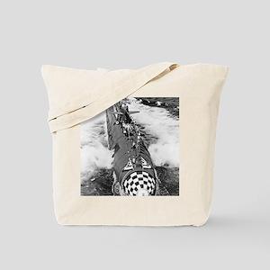 tecumseh framed panel print Tote Bag