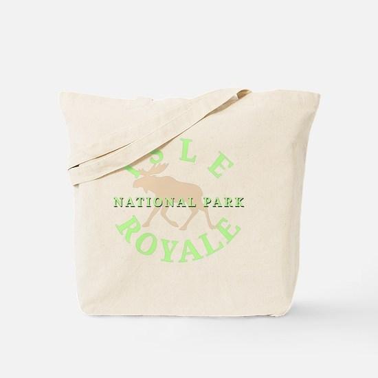 isleroyalenationalpark-white Tote Bag