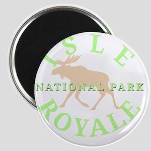 isleroyalenationalpark-white Magnet