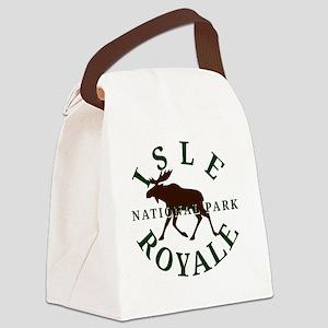 isleroyalenationalpark Canvas Lunch Bag