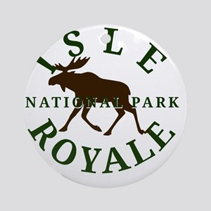 isleroyalenationalpark Round Ornament