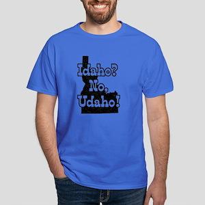 Idaho No Udaho Dark T-Shirt
