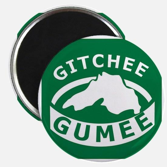 Gitchee Gumee Magnet