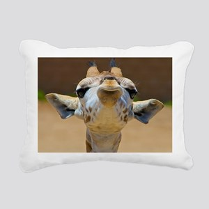 Schmooch! Rectangular Canvas Pillow