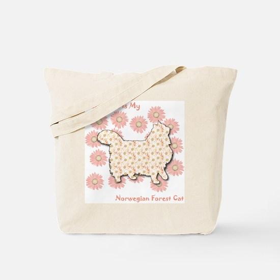 Norwegian Happiness Tote Bag