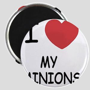 MY_MINIONS Magnet