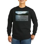 save smugglers cove Long Sleeve T-Shirt