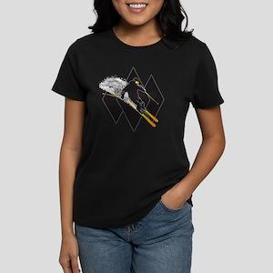 black diamond dude Women's Dark T-Shirt