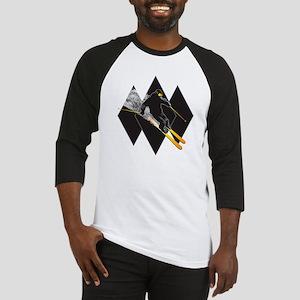 black diamond dude Baseball Jersey