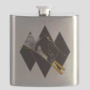 black diamond dude Flask