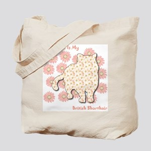 Shorthair Happiness Tote Bag