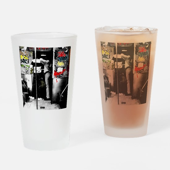 s80 Dynamic Duo Drinking Glass