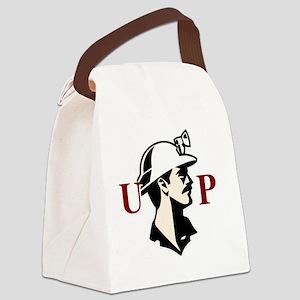 u.p.miner Canvas Lunch Bag