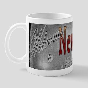 Calendar Top Mug