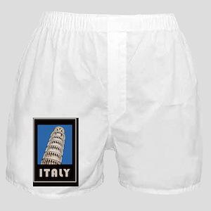 Italy1Postcard1 Boxer Shorts
