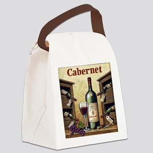 37Image37 Canvas Lunch Bag