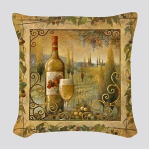 4Image60 Woven Throw Pillow
