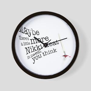 maybe Wall Clock
