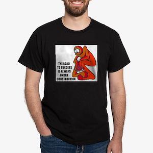 ROAD TO SUCCESS Dark T-Shirt