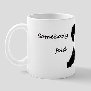somebodyfeedthesebirds Mug