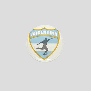 argentina Mini Button