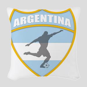 argentina Woven Throw Pillow