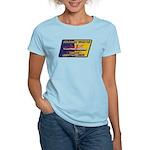 USS DANIEL WEBSTER Women's Light T-Shirt