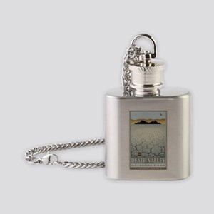 Death Valley 3 Flask Necklace