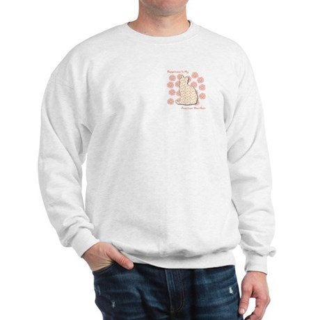 Shorthair Happiness Sweatshirt