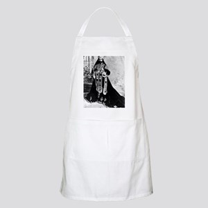 Selassie and Lion pics 007 Apron