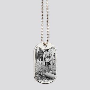 Selassie and Lion pics 005 Dog Tags