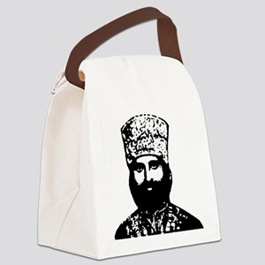 Selassie and Lion pics 016 Canvas Lunch Bag