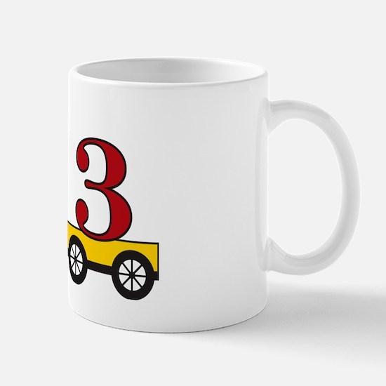 birthdaytrain3 Mug