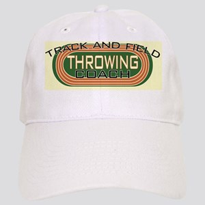 TFthrowCoachalincenseplate Cap