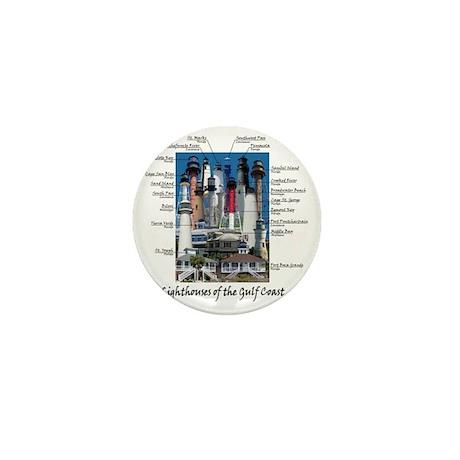 Gulf Coast 10 x 10 Mini Button