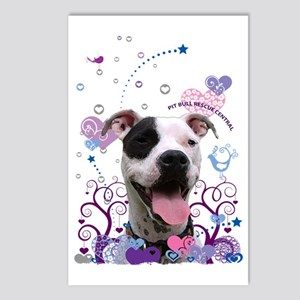 valentinereverse Postcards (Package of 8)