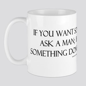 Margaret Thatcher something donedbumpl Mug
