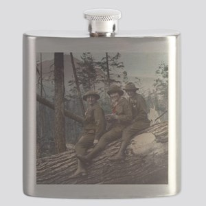 Girl Scout Camp Flask