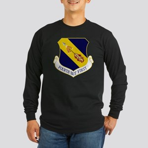 4th FW - Fourth But First Long Sleeve Dark T-Shirt