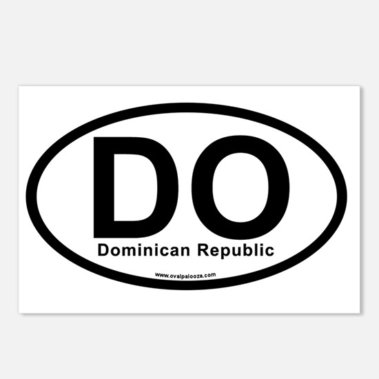 do_dominicanrepublic Postcards (Package of 8)