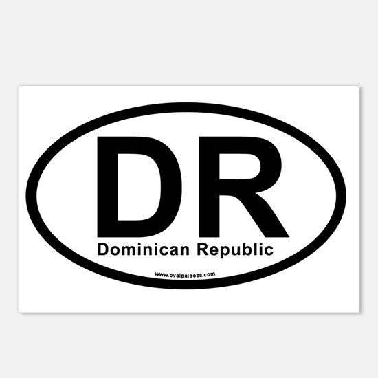 dr_dominicanrepublic Postcards (Package of 8)