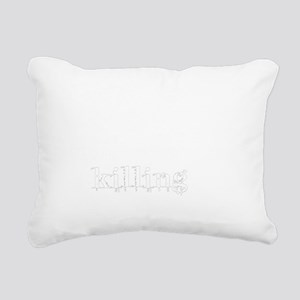Fantasizing About Killin Rectangular Canvas Pillow