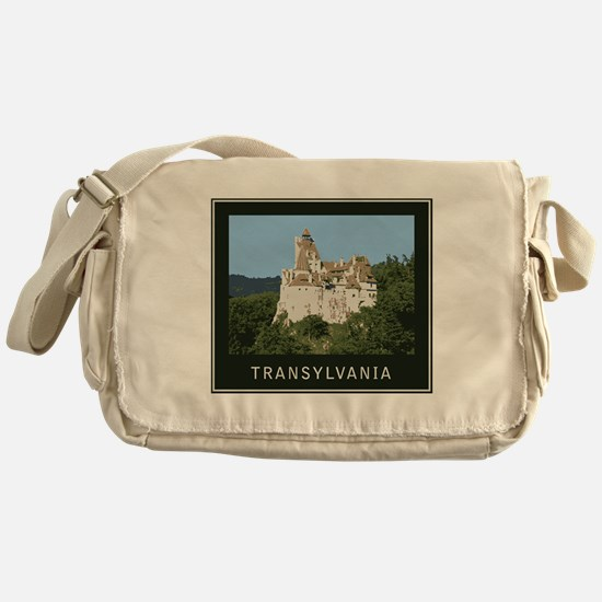 Transylvania1 Messenger Bag