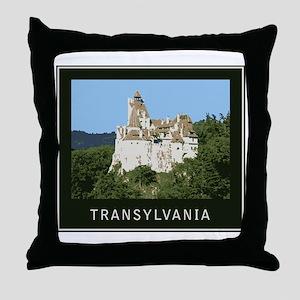 Transylvania1 Throw Pillow