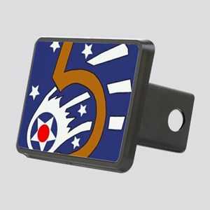 5th_usaaf - cropped-10 Rectangular Hitch Cover