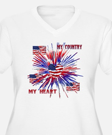 My_Country_My_Hea T-Shirt
