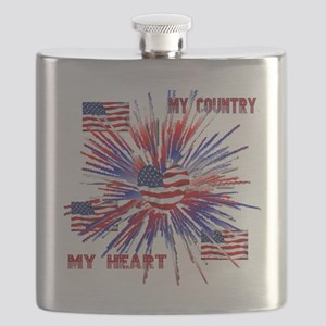 My_Country_My_Heart Flask