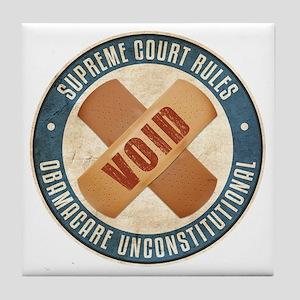 nov_supreme_court Tile Coaster